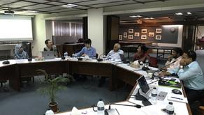 Workshop of Working Group 4 Held in Dhaka