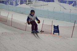 Grace Harrison ski cross