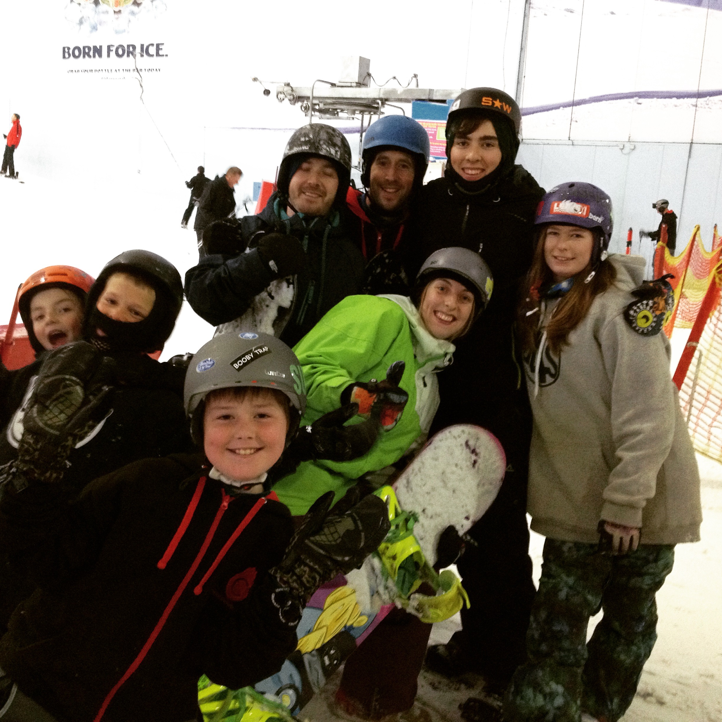 #CSTC session @ Chill Factore