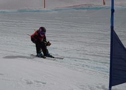 Grace Harrison Skier