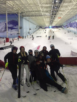 #CSTC at Chill Factore