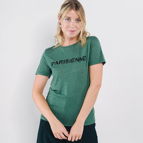Tee Lyra Green