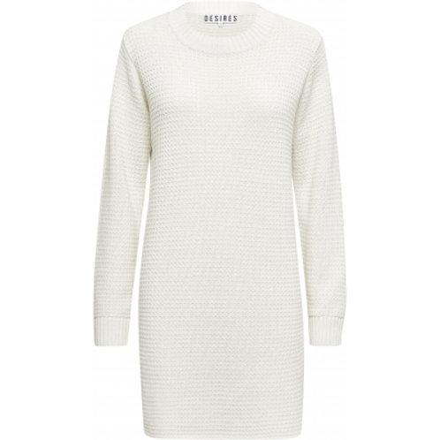 Long Pullover Evike White