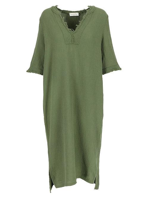 Dress Heavenly Khaki