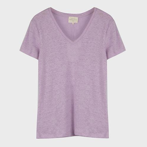 T-shirt Dorla (lila, yellow,cream&beige)
