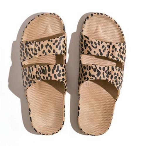 Slippers Leo Camel