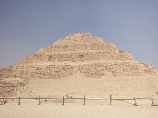 Sakkara and it's Step Pyramid is one of the highlights of Giza.