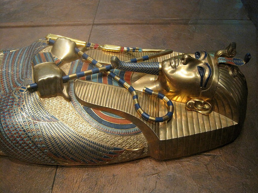 The Golden Treasure to Pharaoh Tut-Ankh-Amun will be one of the major exhibitions at the GEM.