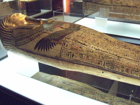 Ancient Egyptian Trove found at Saqqara