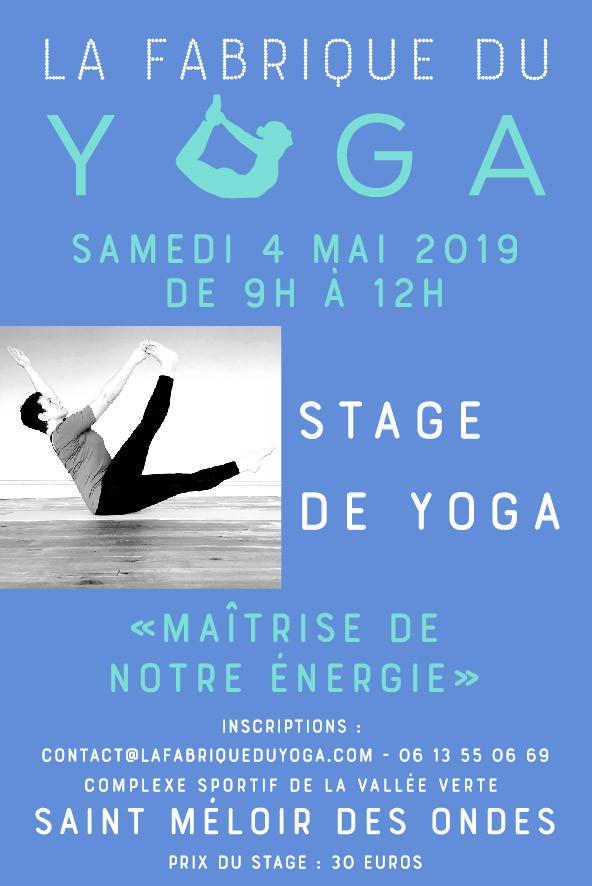 stage yoga 4 mai