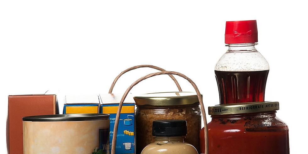 Food Bank: Christmas Help