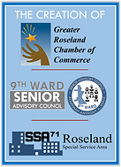 The Creation of GRCC, 9th Ward Senior Advisory Council and SSA71
