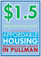 Affordable Housing Rhab Grant in Pullman