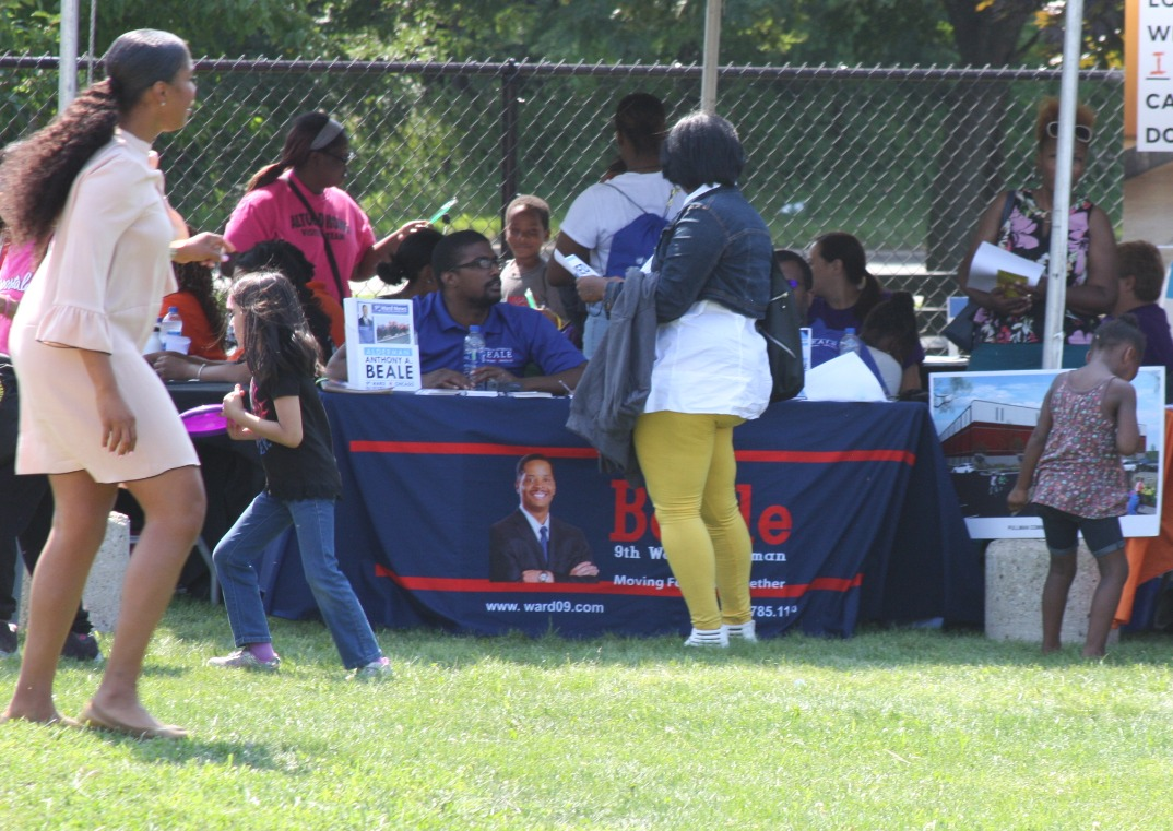 CPS Back to School Bash