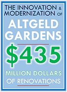 $435 Million of Renovations to Altgeld Gardens