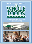 Relocaton of Whole Foods Distribution Cente