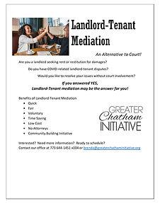 Landlord-Tenant Mediation - Community Fl