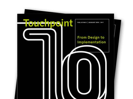 Touchpoint Editor's Letter: From Design to Implementation