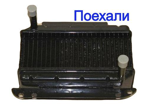 Радиатор отопителя Газ 53 картинка