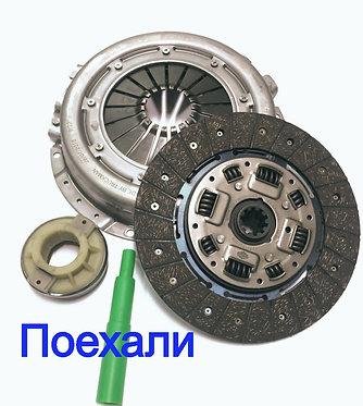 Комплект сцепления Газель Волга 406 картинка
