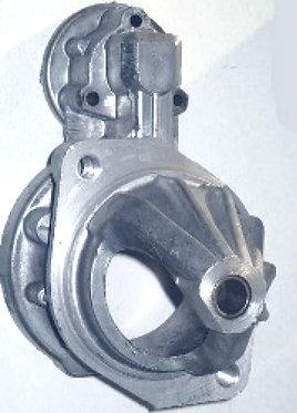 Крышка стартера передняя малая носик 3 отверстия Уаз Волга Газель СТ 4216 картинка