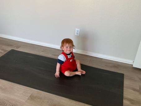 Saturday Morning Vinyasa Yoga is Back!