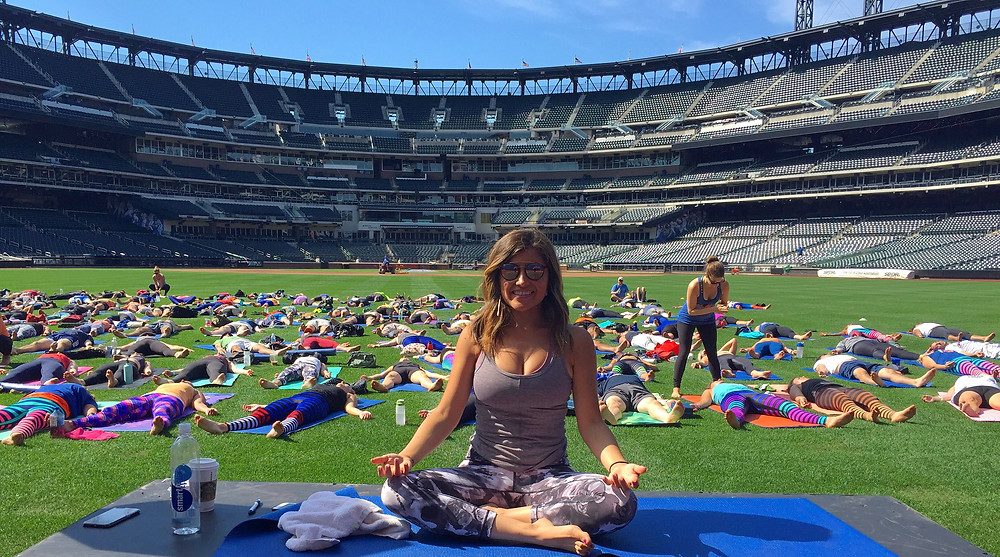 mets yoga day
