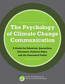 CRED's Psychology of Climate Change Comm