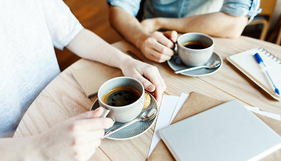 Chatting Over Coffee, 964487660.jpg