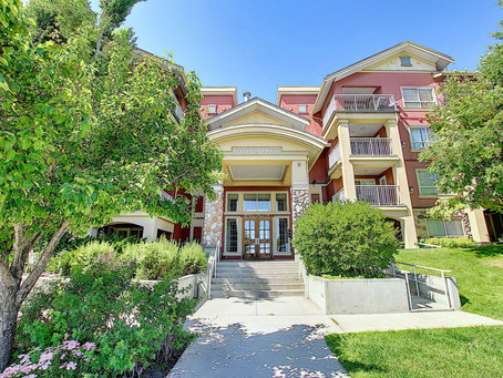 SOLD - #229, 22 Richard Place SW - Lincoln Park