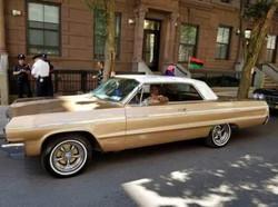The Duke's 64 Impala