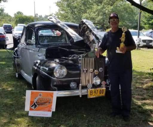 Melvins 1941 Ford