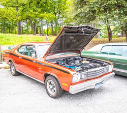 Brians 1974 Duster