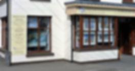 Outside of Handmade Framing and Gallery, Kilkhampton, Bude, North Cornwall