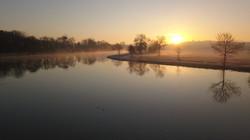 La Vilaine au lever du jour