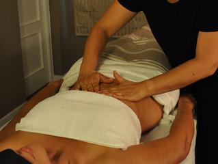 El masaje sueco