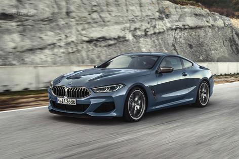 BMW G15 2018-
