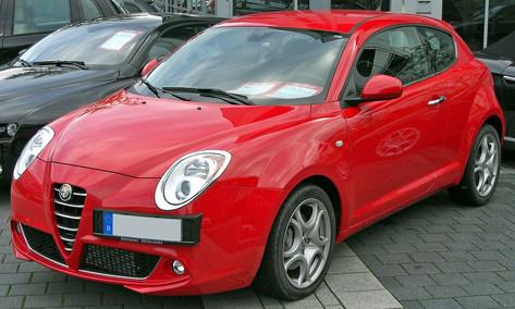 Alfa Romeo Mito 2008-