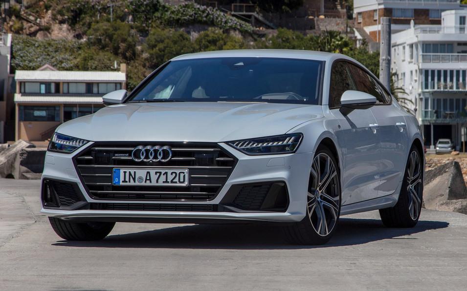 Audi A7 2018-