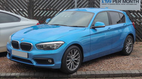 BMW F20 2011-2019