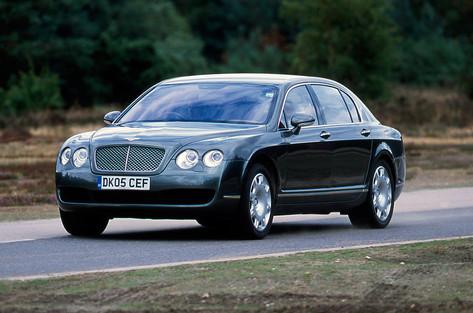 Bentley Flying Spur 2005-2012