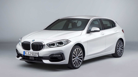 BMW F40 2019-