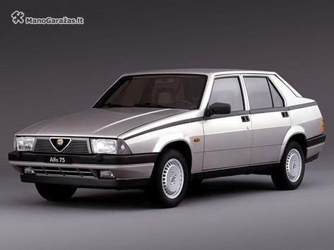 Alfa Romeo 75 1985-1992