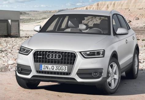 Audi Q3 2011-2015