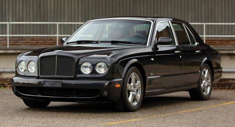 Bentley Arnage 1998-2009