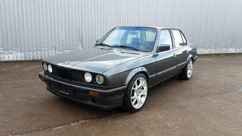 BMW E30 1982-1991