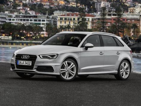 Audi A3 8V 2012-