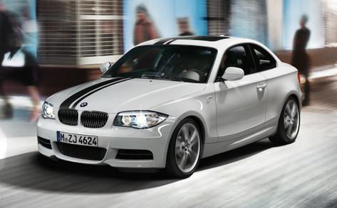 BMW E82 2007-