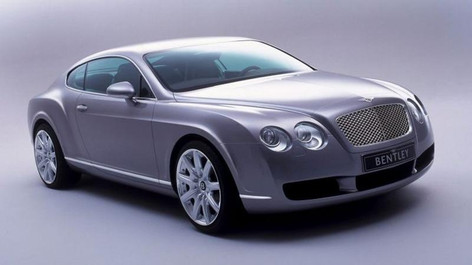 Bentley Continental 2004-2012