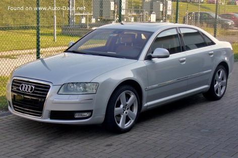 Audi A8 D3 2002-2010